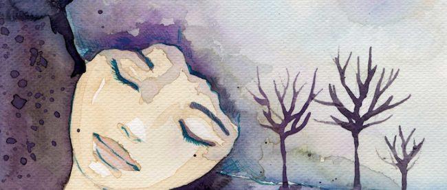 Traum deuten traeumen | © panthermedia.net /bruniewska